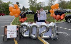 Senior trunk-or-treat event