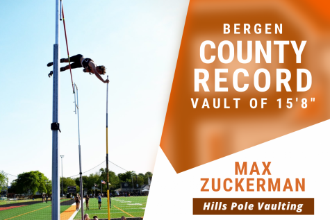 """""""My next goal is 16 feet. I'm going to try to get this at my meet tomorrow,"""" Zuckerman said."""