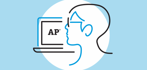 This year, some AP tests will be taken by students in-person, while others they will take from home.