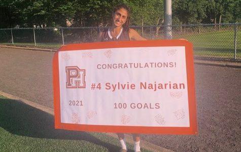 Senior spotlight: Sylvie Najarian