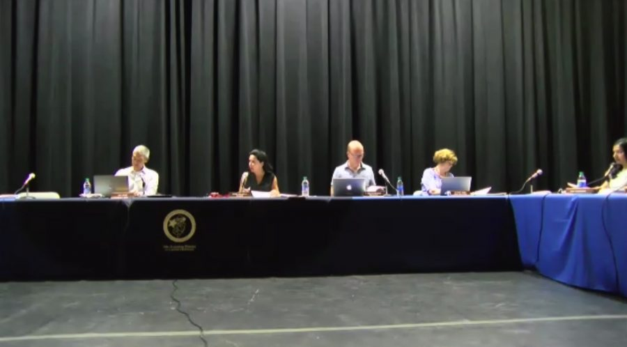 District discusses equity statement, BOE retreat