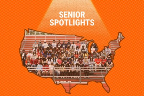 Members of the Class of 2021 have had many accomplishments in a school year like no other.
