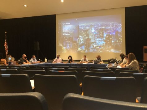Public expresses concerns about masks, Covid-19 vaccine to district Board of Education