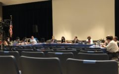 District approves optional testing for Advanced Placement students, discusses mascot logo selection
