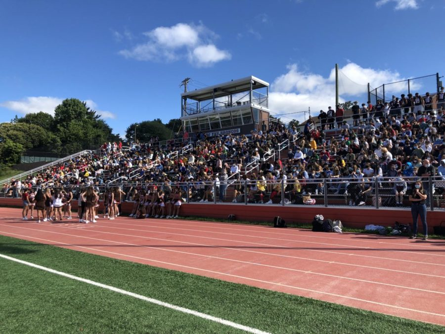 Evacuation at Hills changes plans for SGA Olympics