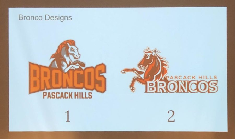 BOE approves two mascot logo designs for school-wide vote
